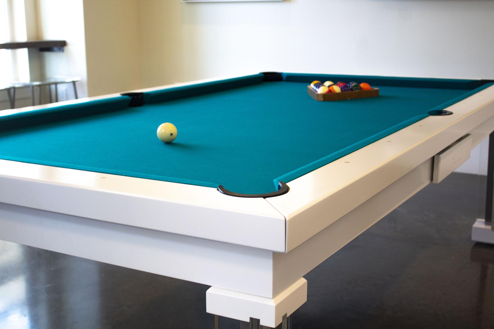 Billiards Table at The Palms at Juban Lakes Apartments in Denham Springs, Louisiana