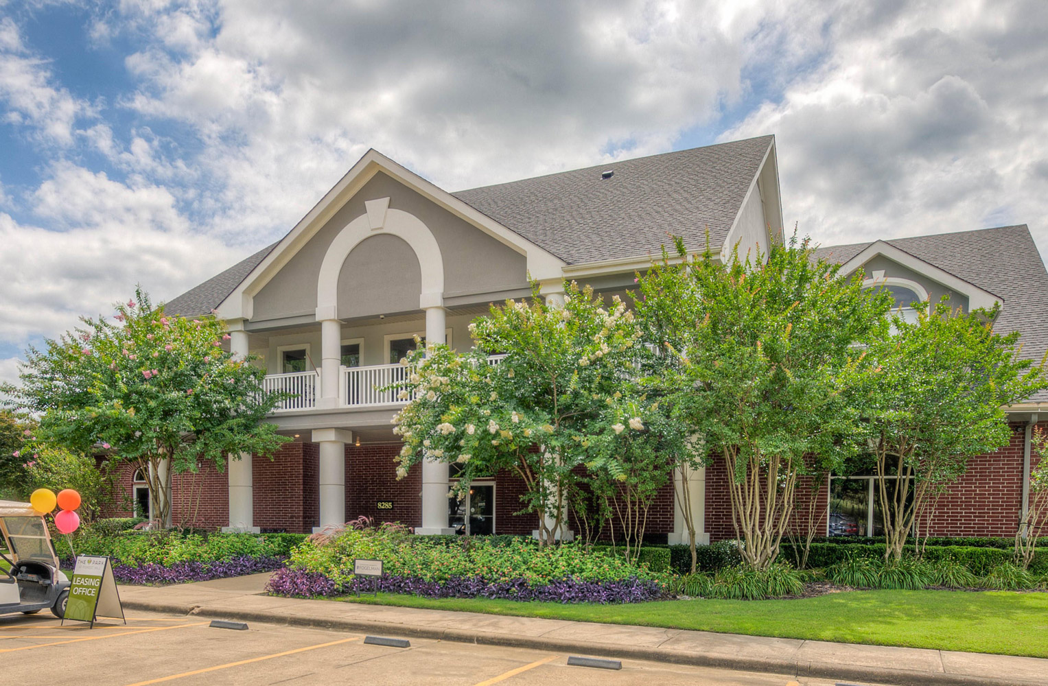 Leasing Center at The Park at Forest Hill Apartments in Memphis, Tennessee