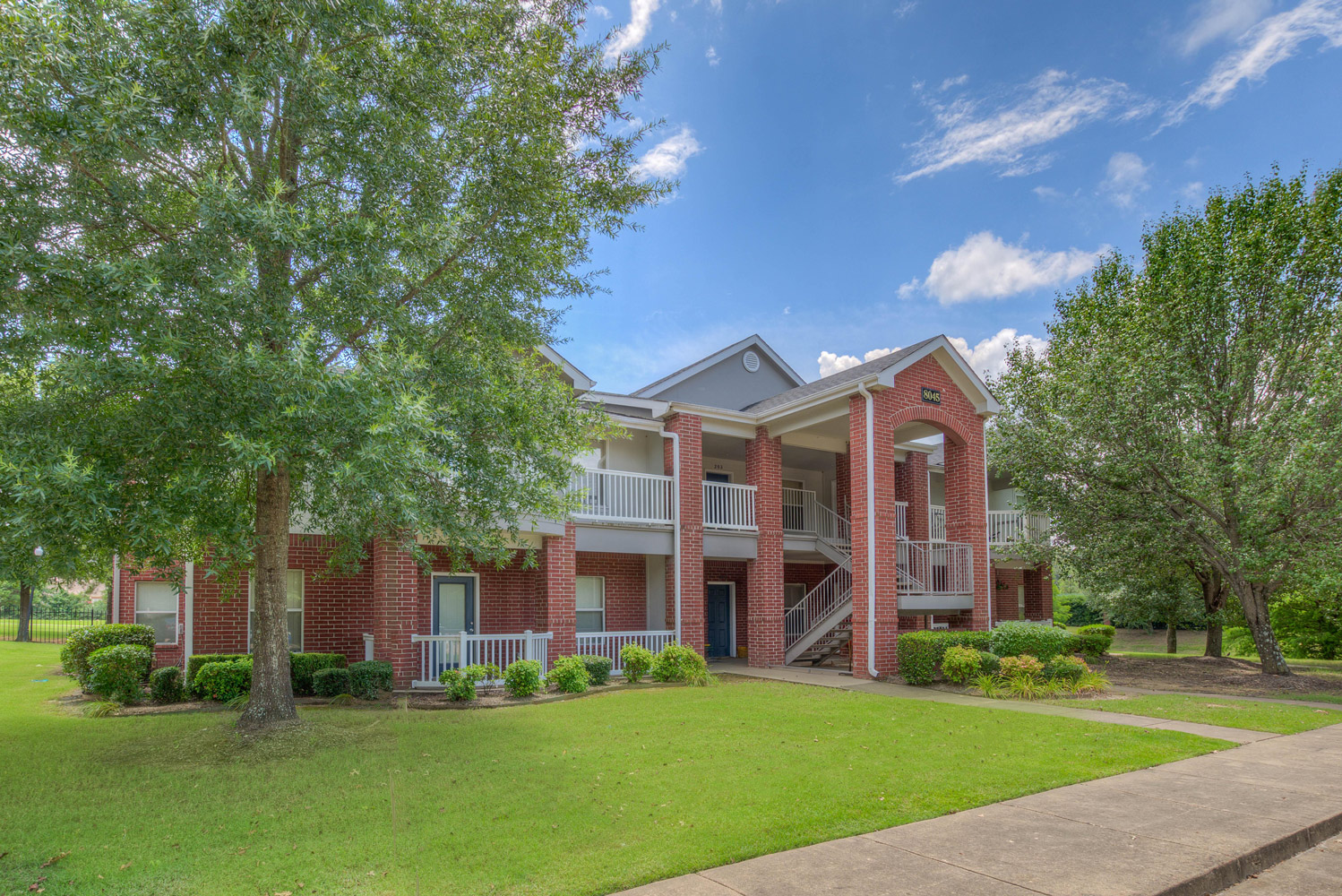 Stunning Natural Views at The Park at Forest Hill Apartments in Memphis, Tennessee