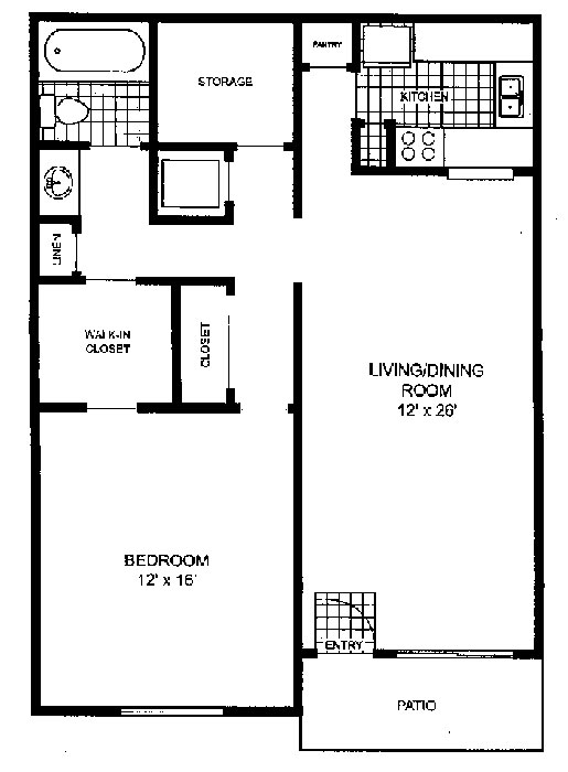 1 2 3 Bedroom Apartments For Rent In Tampa Bay Fl