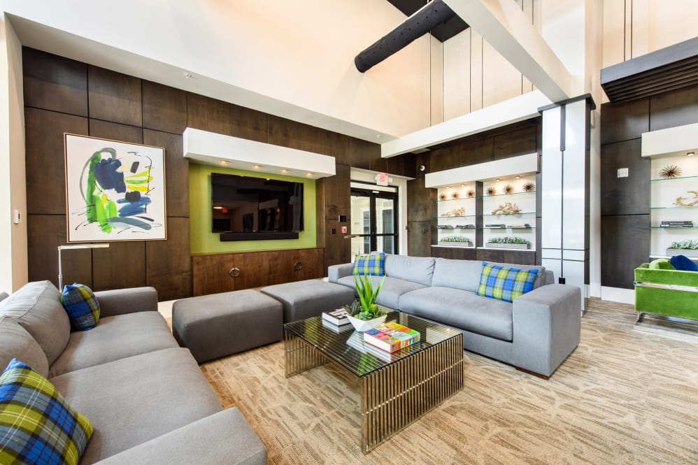 Modern Apartment Homes at Park Rowe Village Apartments in Baton Rouge, Louisiana