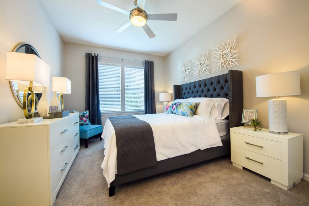 One, Two, and Three-Bedroom Floor Plans at Park Rowe Village Apartments in Baton Rouge, Louisiana