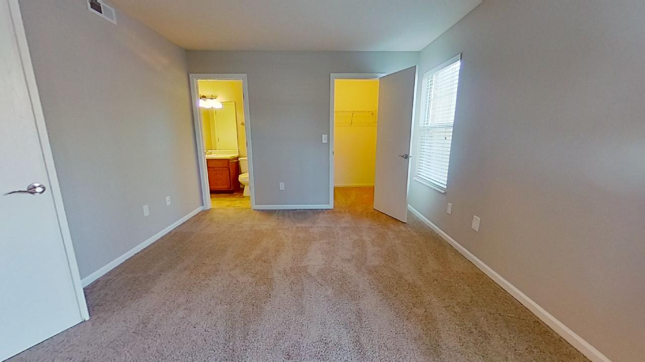 Oversized Walk In Closet at Patterson Place Apartments in Saint Louis, Missouri