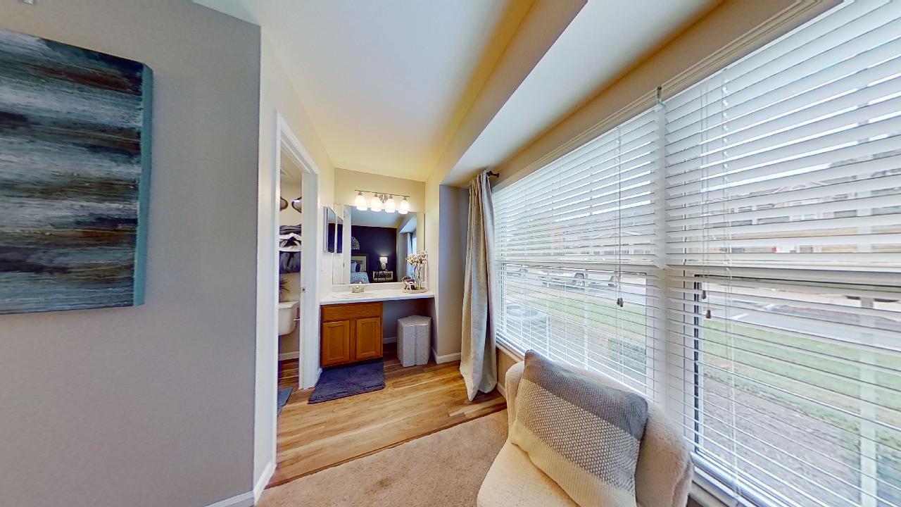 Window Coverings at Patterson Place Apartments in Saint Louis, Missouri