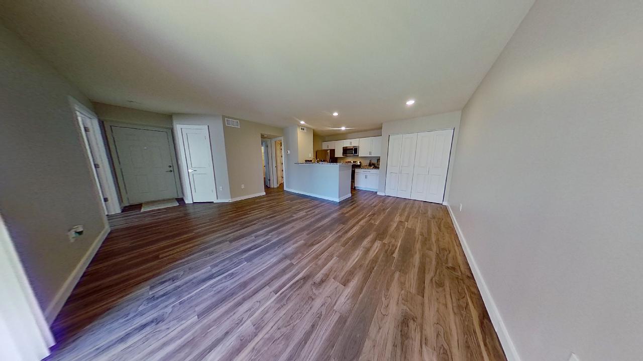 Premium Flooring at Patterson Place Apartments in Saint Louis, Missouri