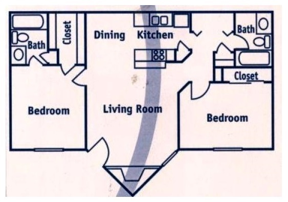 The Residences at Mesa Ridge - Floorplan - B3