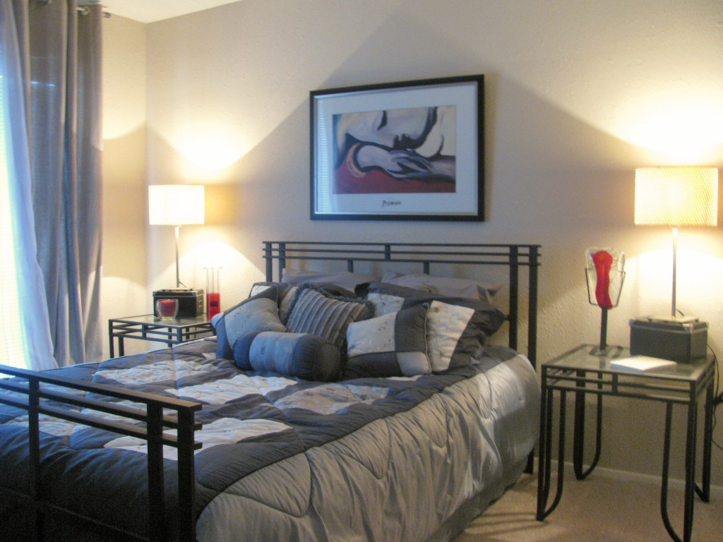 Two-Bedroom Apartments for Rent at The Residences at Mesa Ridge Apartments in Garland, Texas