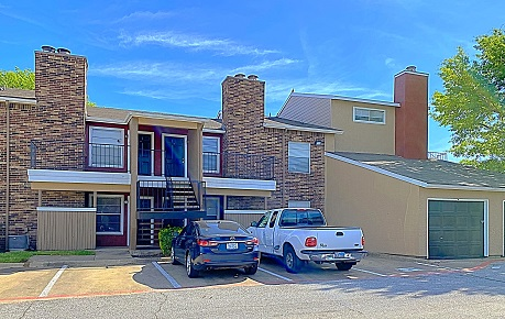 Convenient Parking at The Residences at Mesa Ridge Apartments in Garland, Texas