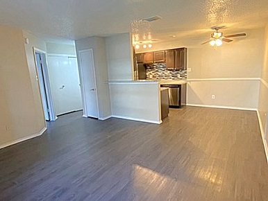 Spacious Floor Plans at The Residences at Mesa Ridge Apartments in Garland, Texas