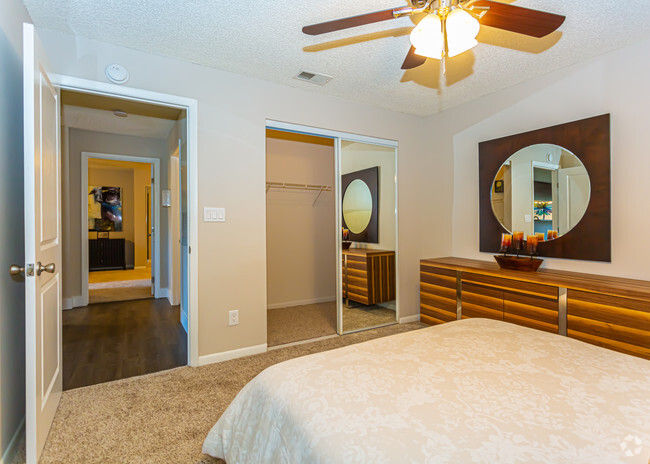 Interior Bedroom at Pepper Cove Apartments in Miami, FL