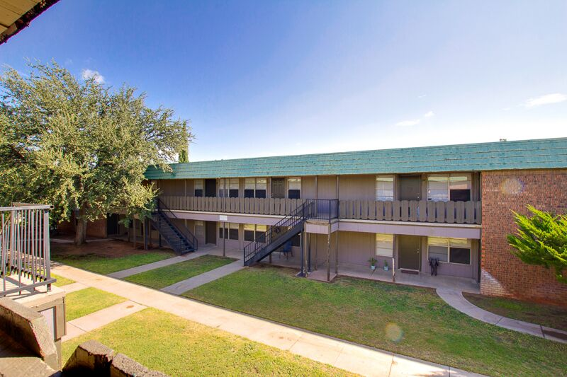 Professional Leasing Staff at Peppertree Apartments in Odessa, Texas