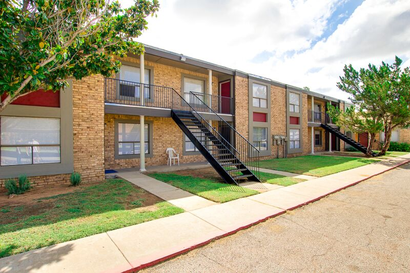 Pet Friendly Community at Peppertree Apartments in Odessa, Texas