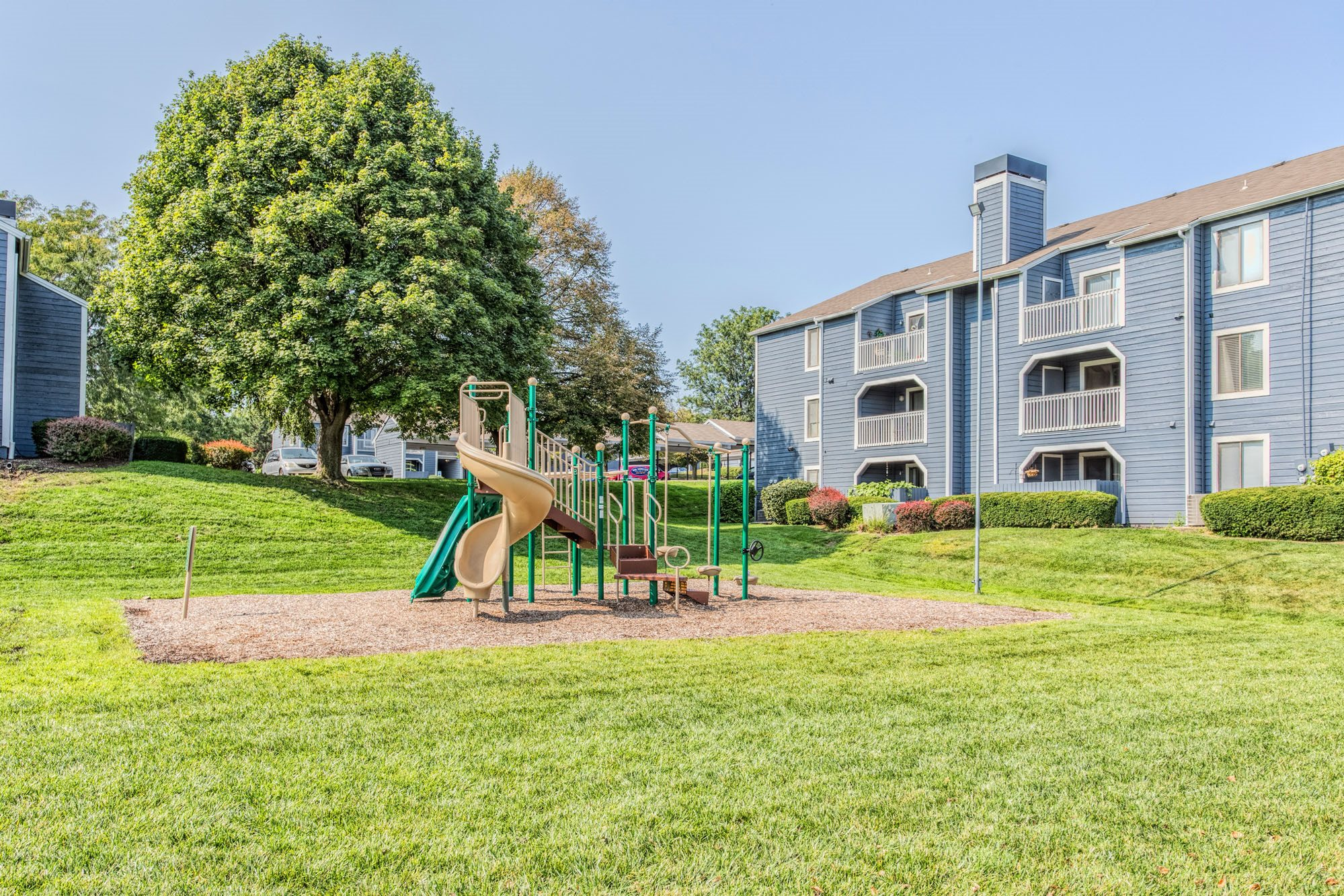 Playground at Perry 81 Apartments in Overland Park, Kansas