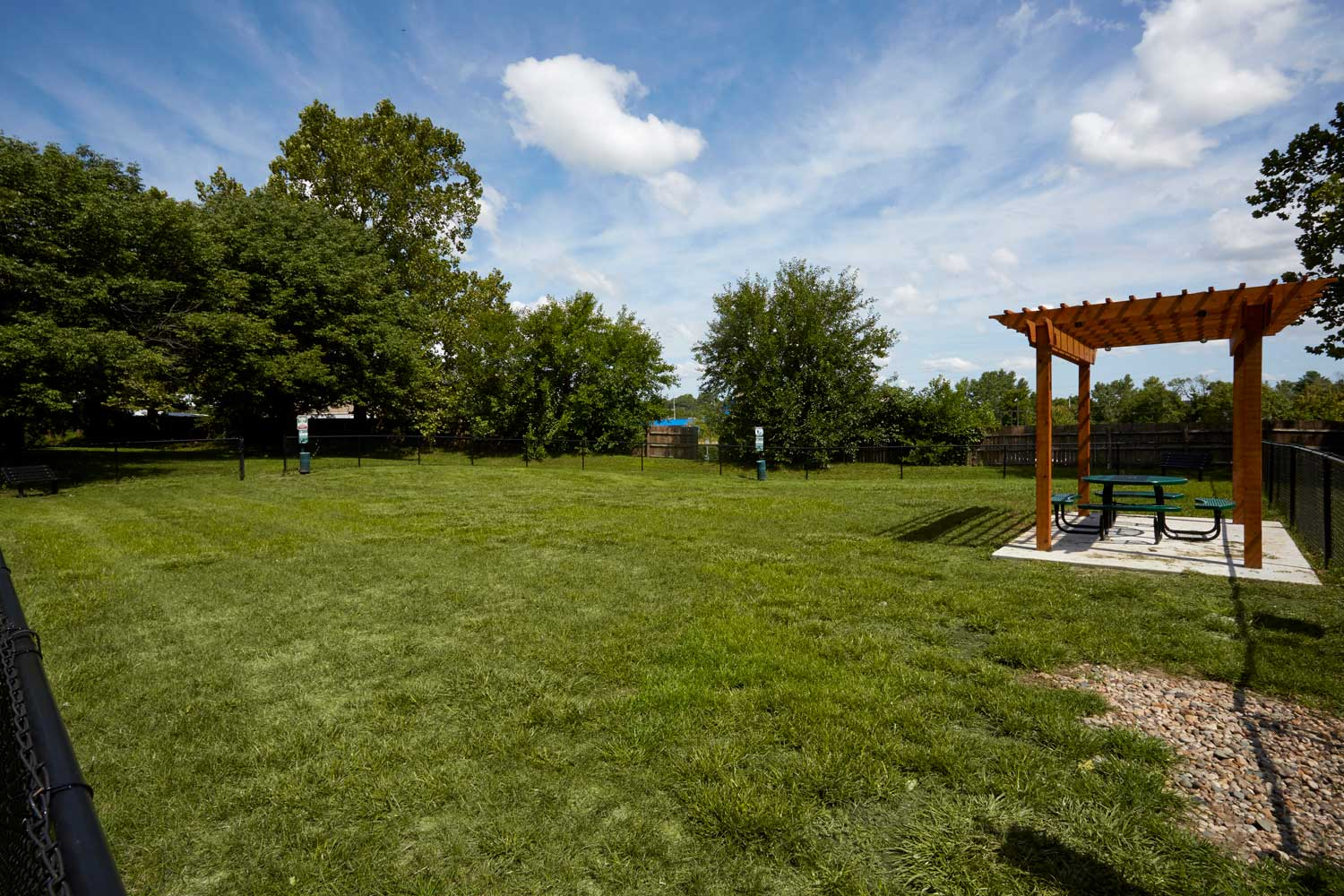Children's Playground at Perry 81 Apartments in Overland Park, Kansas