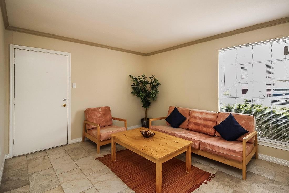 Open Floor Plans at Pine Terrace Apartments in Houston, Texas