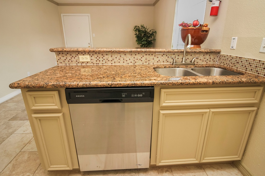 Dishwasher at Pine Terrace Apartments in Houston, Texas