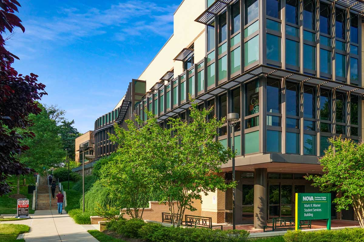5 minutes to Northern Virginia Community College (NVCC) - Annandale