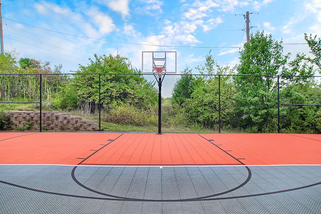 Sport Court-Basketball