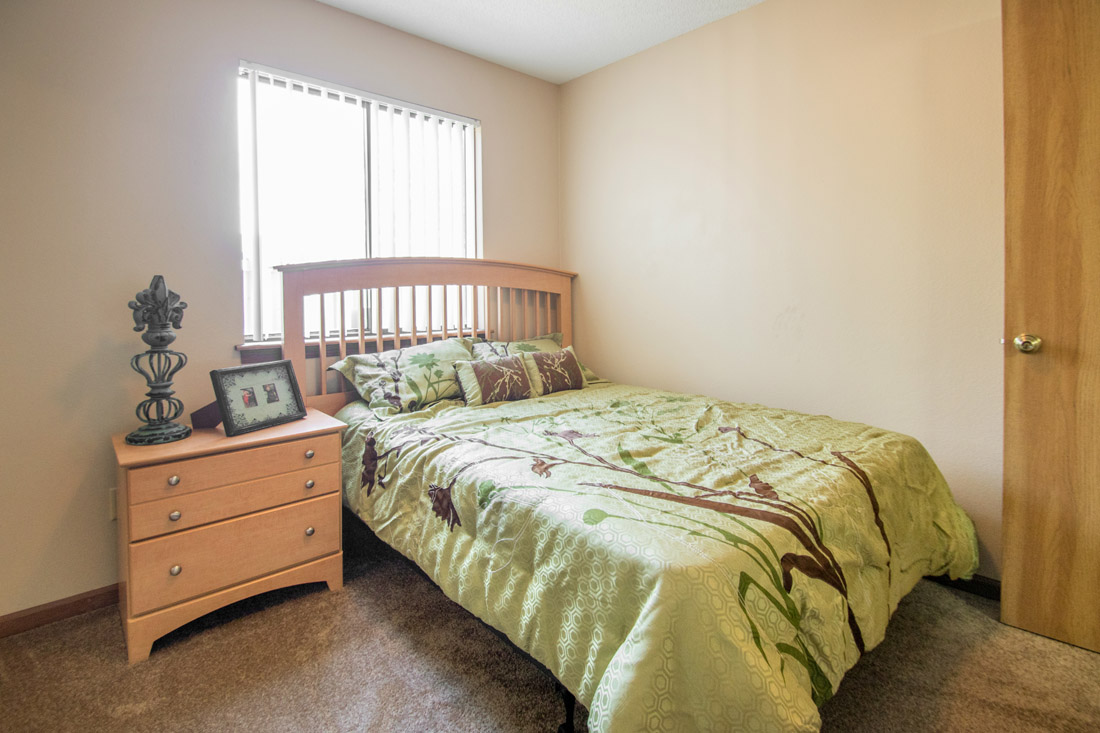 2-Bedroom Apartments for Rent at Prairie West Apartments in Ames, IA