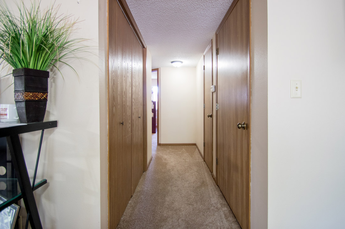 Apartments with Washer and Dryer at Prairie West Apartments in Ames, IA