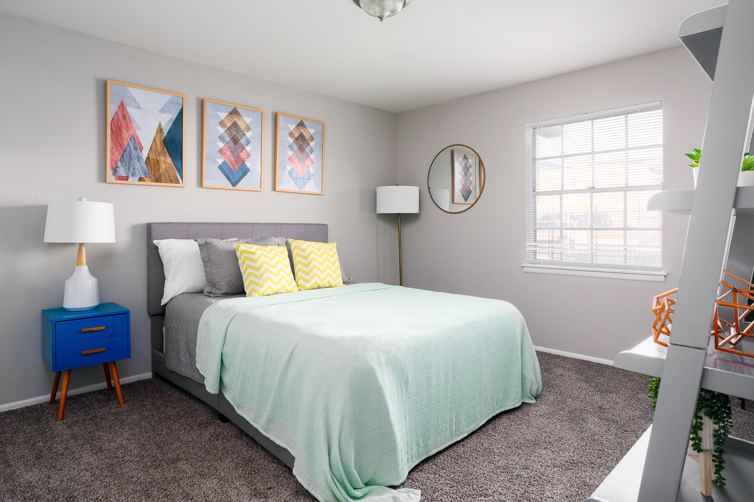 Four-Bedroom Apartments for Rent at Presidio Flats Apartments in San Antonio, Texas