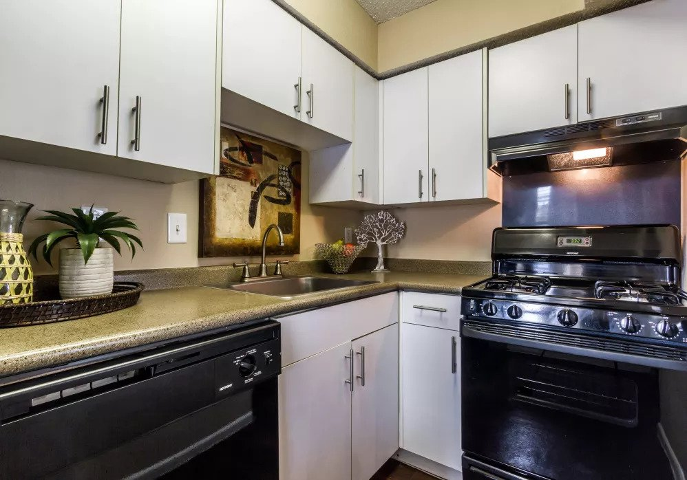 Upgraded Cabinetry at Joule Apartments in San Antonio, Texas