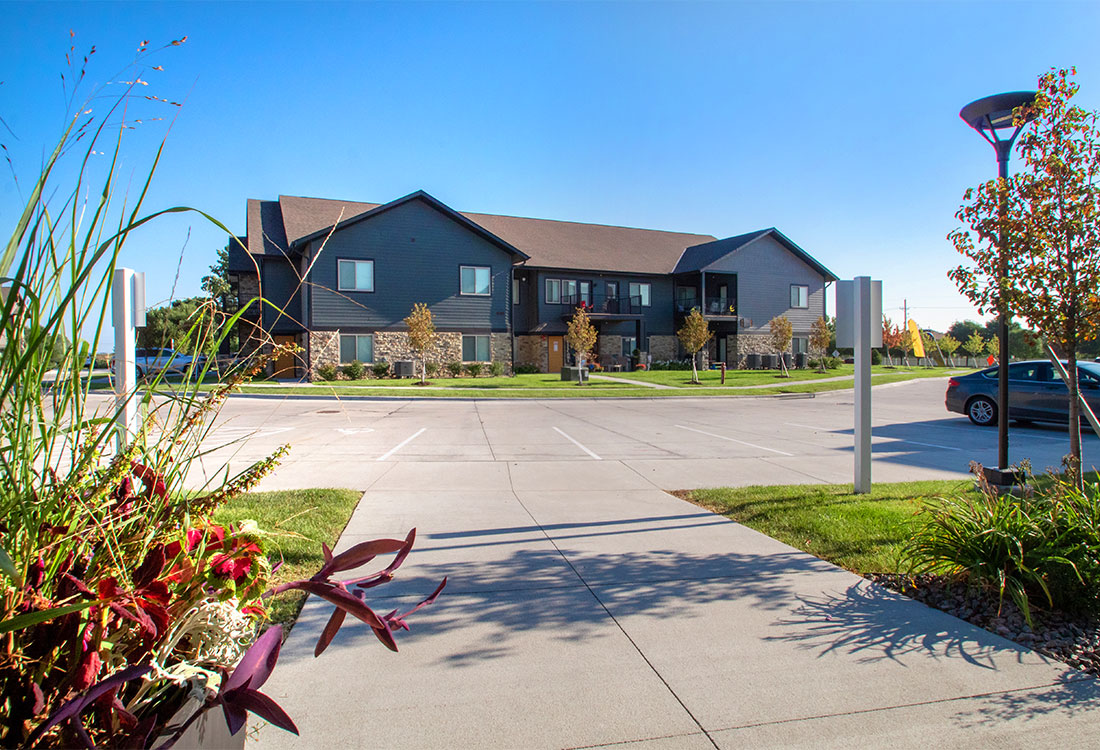 Luxury Townhomes at Ravello 192 in Elkhorn, Nebraska