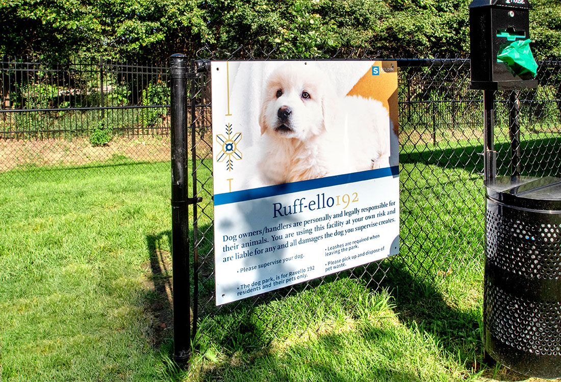 Off-Leash Dog Park, Ruffello 192 at Ravello 192 in Elkhorn, Nebraska