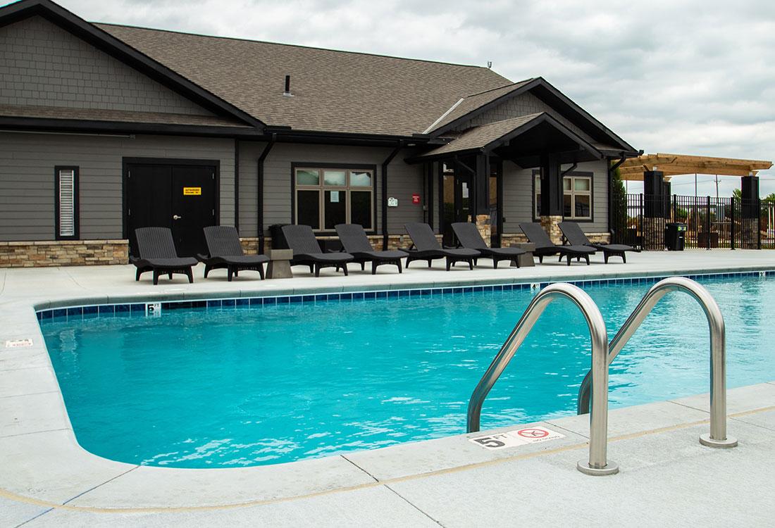 Beautiful Outdoor Pool
