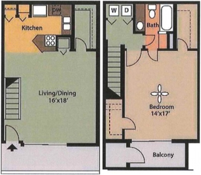 Informative Picture of Bonaire Townhome