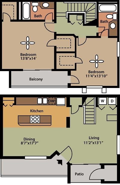 Informative Picture of Tortola Townhome