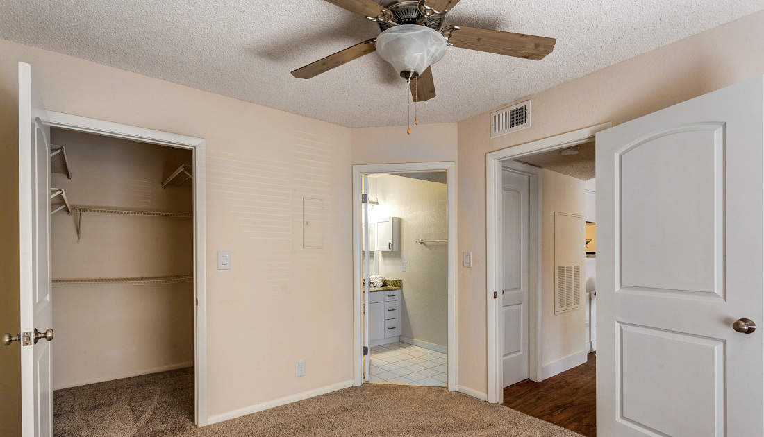 Two Bedroom Apartment at Reflections of Boca Del Mar Apartments in Boca Raton, Florida