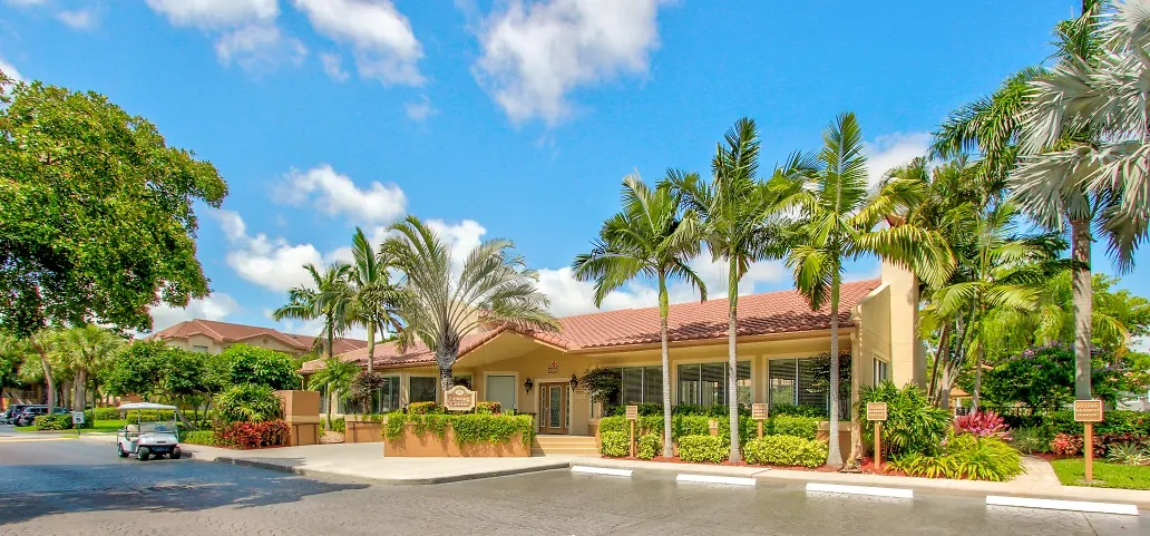 Ample Parking at Reflections of Boca Del Mar Apartments in Boca Raton, Florida