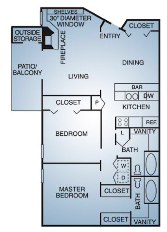 Floorplan - B2 image