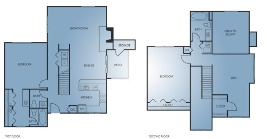 Regatta Apartments - Floorplan - TH2