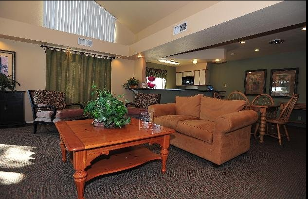 Resident Clubhouse at Regatta Apartments in San Antonio, TX