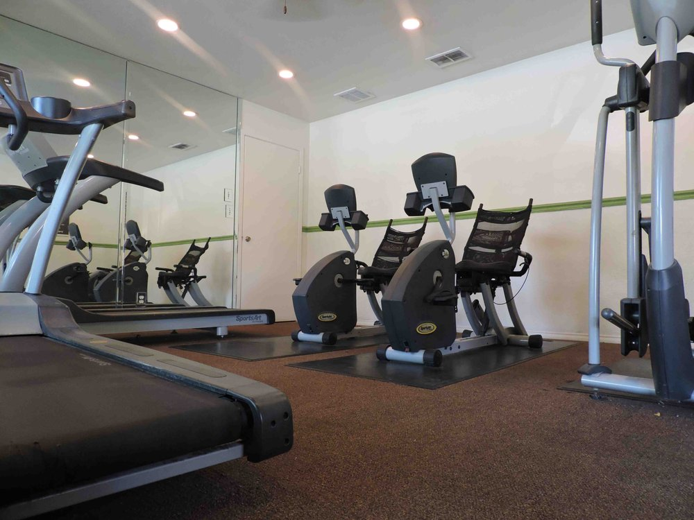 Fitness Center at Regatta Apartments in San Antonio, TX