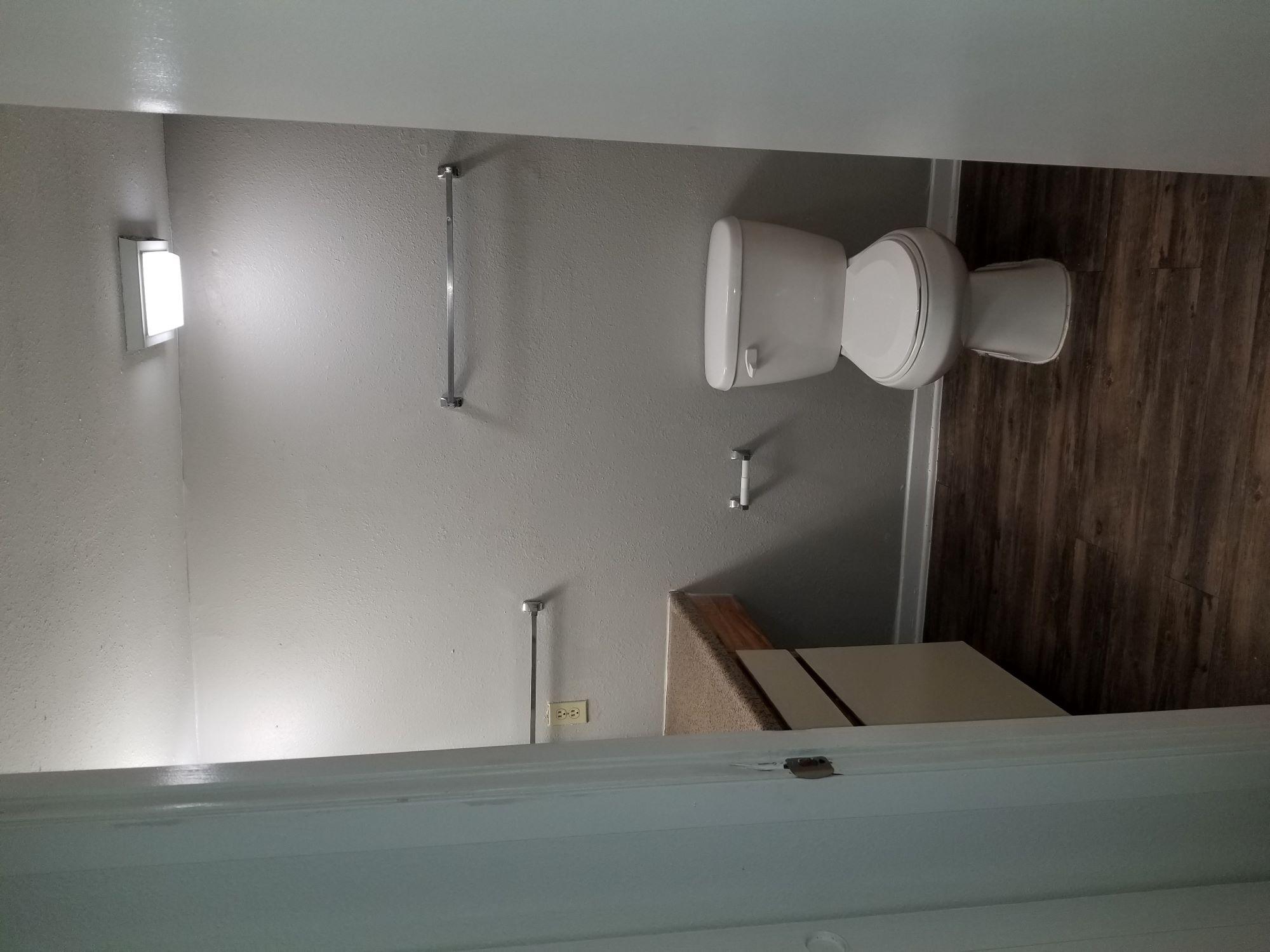 Bathroom at Regatta Apartments in San Antonio, TX