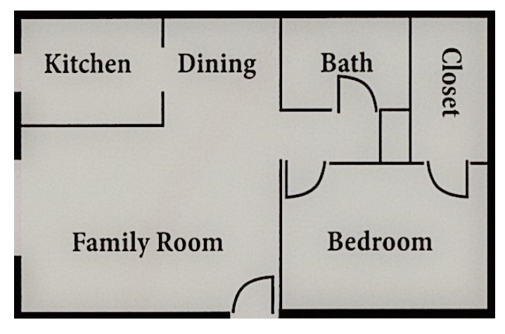 Floorplan - Plan A-1 image