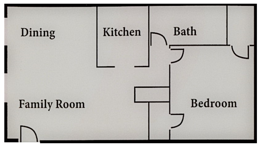 Floorplan - Plan A-3 image