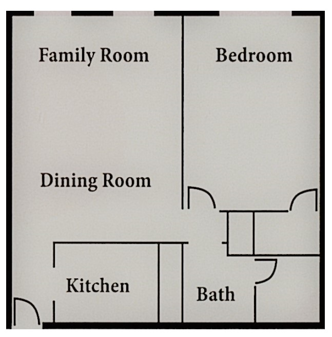 Floorplan - Plan A-4 image