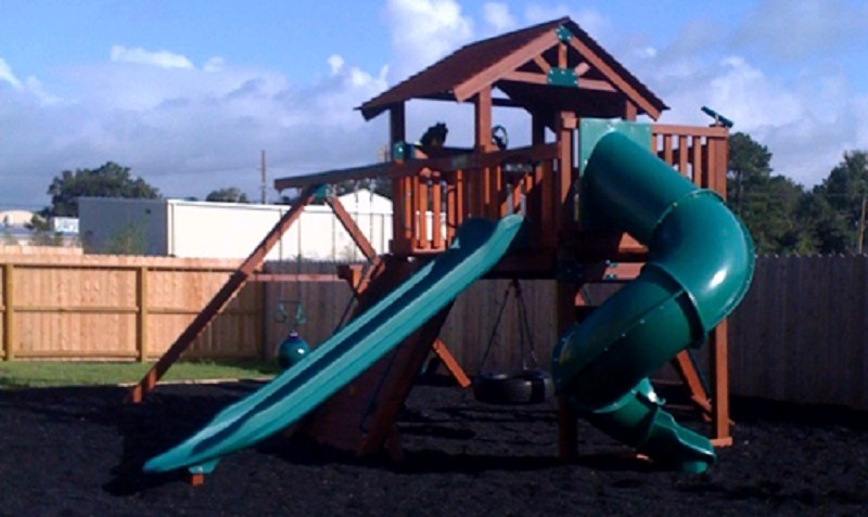 Playground of Reserve at Jefferson Crossing Apartments in Baton Rouge, LA