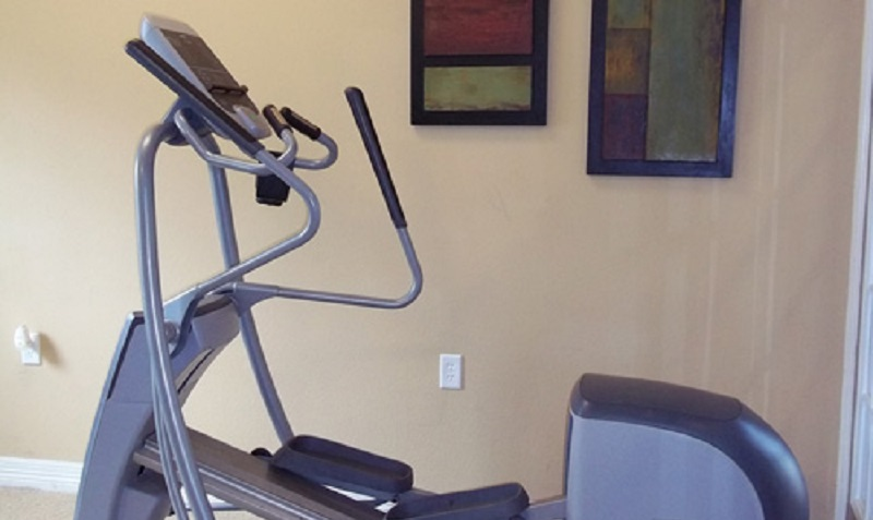 Fitness Center at the Reserve at Jefferson Crossing Apartments in Baton Rouge, LA