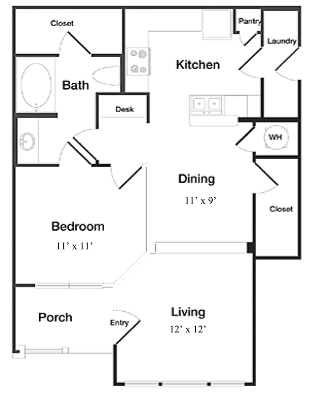 Reserve At Steele Crossing - Floorplan - The Charlotte