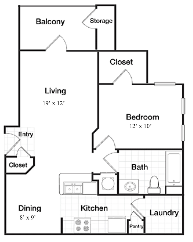 Reserve At Steele Crossing - Floorplan - The Franklin