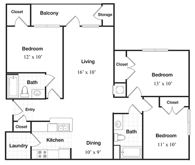 Reserve At Steele Crossing - Floorplan - The Jackson