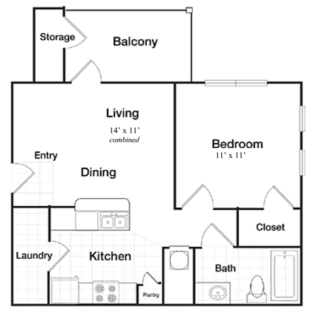 Reserve At Steele Crossing - Floorplan - The Williamsburg