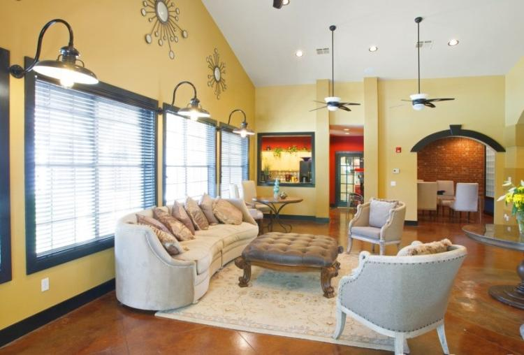 Lounge Area at the Reserve At Steele Crossing in Fayetteville, AR