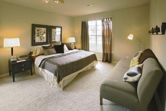 Natchez Master bedroom
