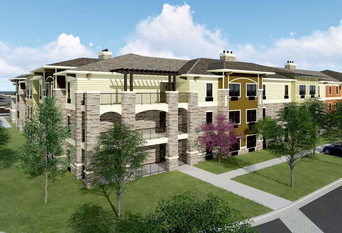 Senior Living at the Residence of Arbor Grove - Apartments in Arlington, TX